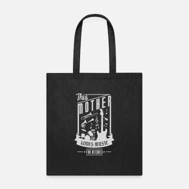 Symbol This Mother Loves Music - Tote Bag
