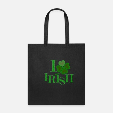 I Love Irish I St Patricks Day Gift - Tote Bag