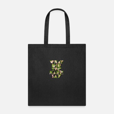 People what did the hare say9 - Tote Bag