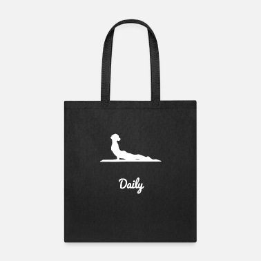 Daily Daily - Tote Bag