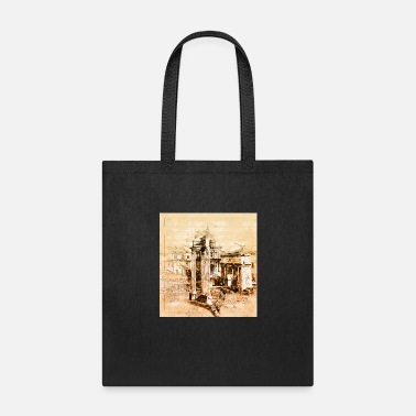 Forum Roman Forum Sketch - Tote Bag