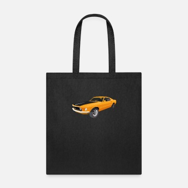 Ford Gt ford mustange gt - Tote Bag