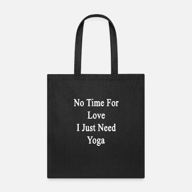 Elementary no time for love - Tote Bag