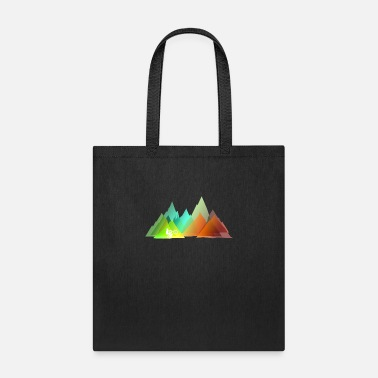Bmx Double MTB Colors (front and back) - Tote Bag