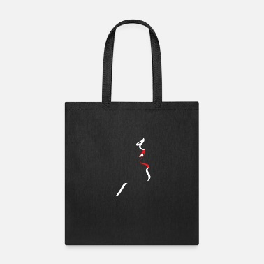 Naughty naughty - Tote Bag