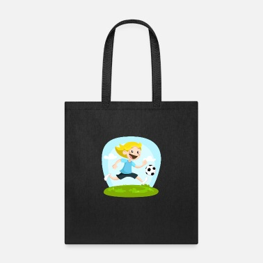Soccer Ball toys 23 F - Tote Bag