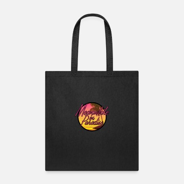 Meanwhile in Paradise Alternate Logo - Tote Bag