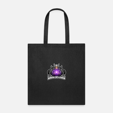 Darkwizard Esport Logo Design - Tote Bag