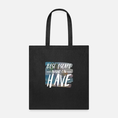 BEACH (Best Escape Anyone Can Have) - Tote Bag