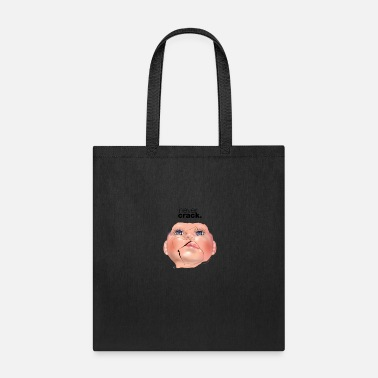 Seeking Doll face: never crack. (spice) - Tote Bag