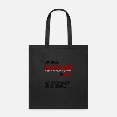 Retirement I Am Retired You Not HARIZ Pensioner Retirement Gi - Tote Bag