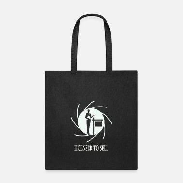 License licensed to sell - Tote Bag