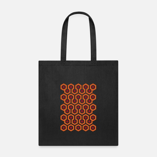 The Shining Overlook Hotel Canvas Tote Bag
