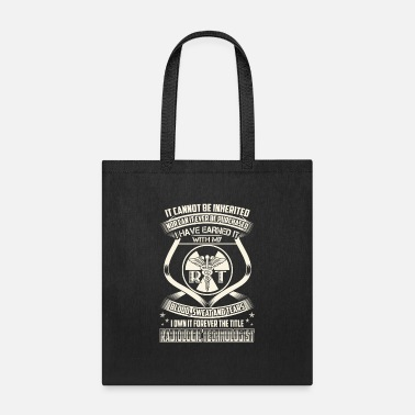 Radiologic Technologist - Blood, sweat and tears - Tote Bag