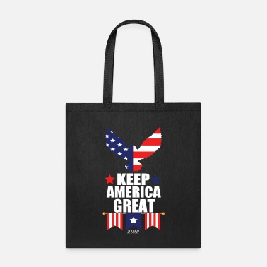 Election Campaign Keep America Great 2020 US Presidental Election - Tote Bag