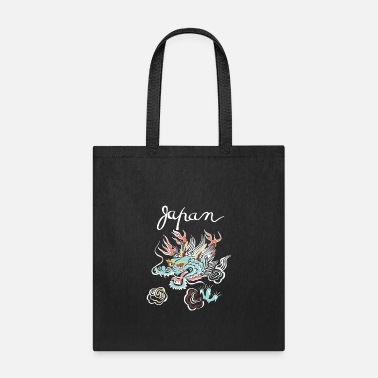 Japanese Dragon Japanese Dragon - Tote Bag