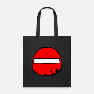Not Allowed Not Allowed - Tote Bag