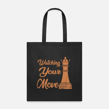 Chess chess chess game - Tote Bag
