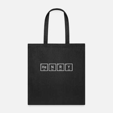 Bachelor Party Henry - Periodic Table - Tote Bag