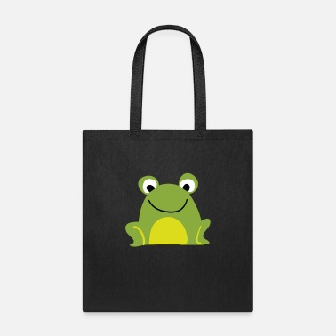 Frog Prince Frog Toad Lurch Amphibian Pond Quak Gift - Tote Bag