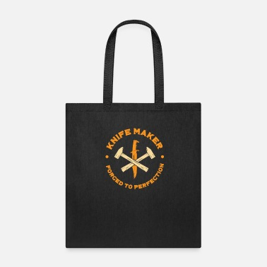 Dragon Head Knife Designs - Tote Bag