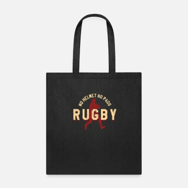 Play Rugby Rugby Plays - Tote Bag