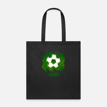 Pitch football 44 F - Tote Bag