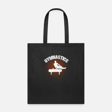 Tape pommel horse gymnastics - Tote Bag