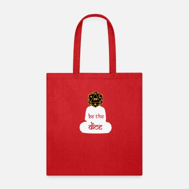 Dice BE THE DICE - Tote Bag