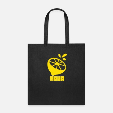 Sour Sour Lemon - Tote Bag