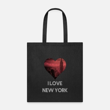 Ny I love New York Design - Tote Bag