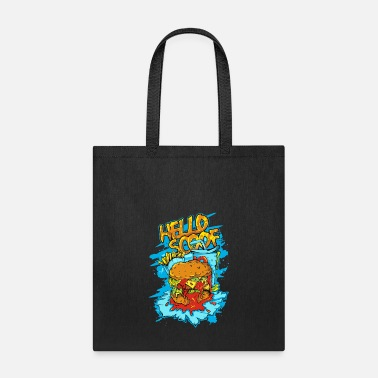 Delivery delivery services - Tote Bag