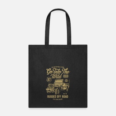 Outdoor GO INTO THE WILD - Tote Bag