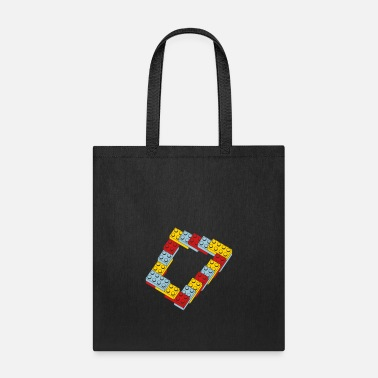 Satire optical illusion - endless steps - Tote Bag