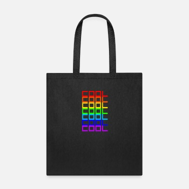 Rainbow Cool Rainbow Cool - Tote Bag
