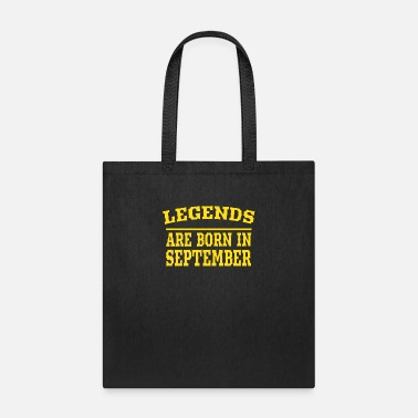Born In September Born in September - Tote Bag