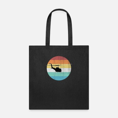 Helicopter Helicopter - Tote Bag