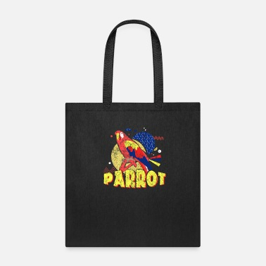 Crook Bird Parrot - Tote Bag