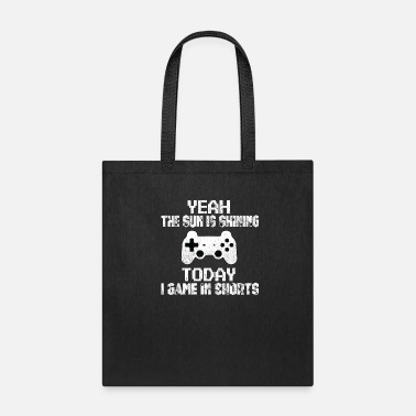 Funny Game Funny Gaming Quote - Tote Bag