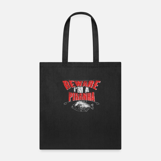 Funny Bags & Backpacks - Saying Underwater Gift - Tote Bag black