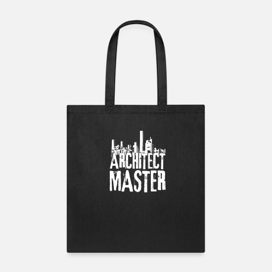 Architecture Bags & Backpacks - Architect Master - Tote Bag black