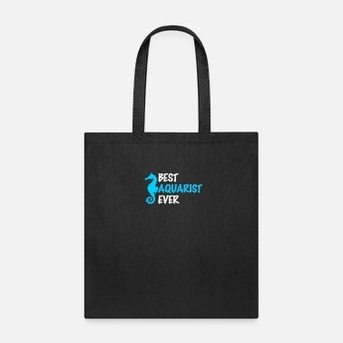 Living Coral Best Aquarist Gift - Tote Bag