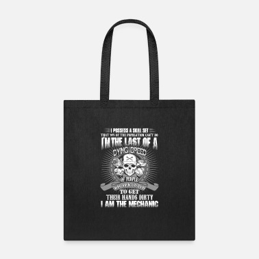 Mechanic Mechanic mechanics aprons aircraft mechanic anim - Tote Bag