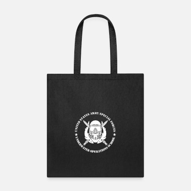 Army Special Forces Underwater U.S Army Special Force - Tote Bag