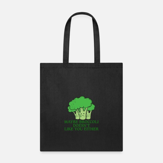 Carrot Bags & Backpacks - Vegetables - Tote Bag black
