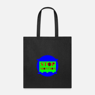 Motion stop motion - Tote Bag