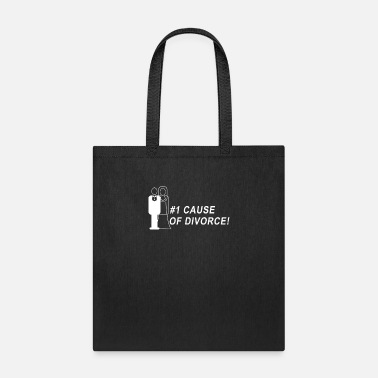 Cause Cause Of Divorce - Tote Bag