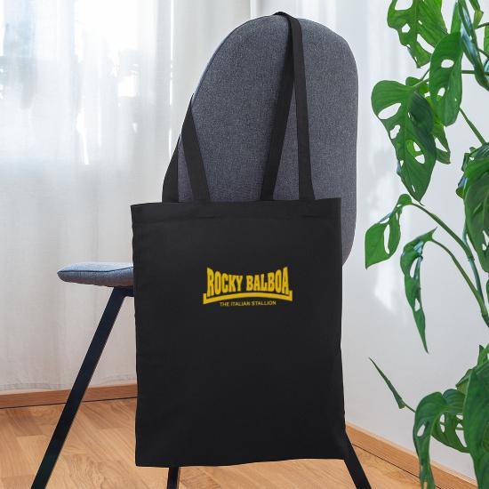bag Bolsa Italian Stallion Rocky Balboa  backpack Mochila