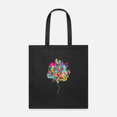 Game Center Monster Center - Tote Bag
