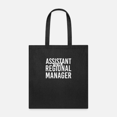 Region Assistant To The Regional Manager - Tote Bag